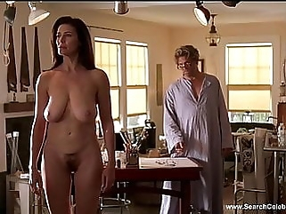 Mimi Rogers nude - The Door in the Floor mature