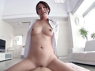 Fabulous Japanese whore Yui Oba in Hottest JAV censored Handjobs, Small Tits video jav censored