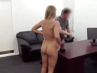 Blonde Casting blonde
