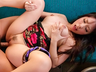 Incredible Japanese slut Chinatsu Kurusu in Exotic JAV uncensored Group Sex movie jav uncensored