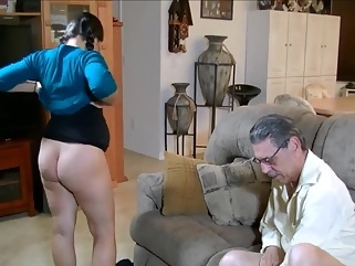 pregnant - It's For The Baby Grandpa blowjob