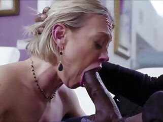 Dee Williams Forced To Fuck Husband's Big gun stockings